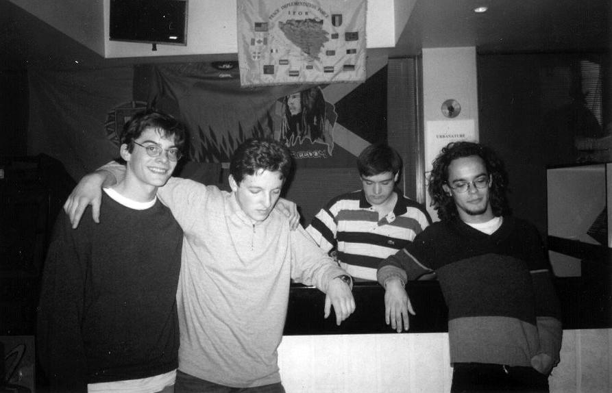 Urbanature: o primeiro concerto da banda em Março de 1997