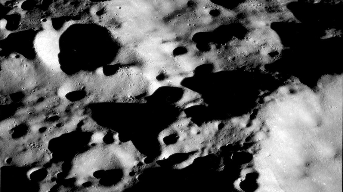 The Apollo 11 Hasselblad | Fotografia: Project Apollo Archive/Creative Commons