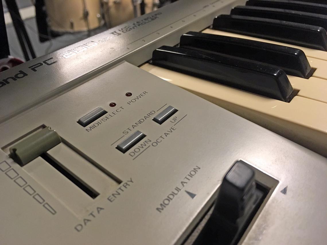Piano Delay | Urbanature