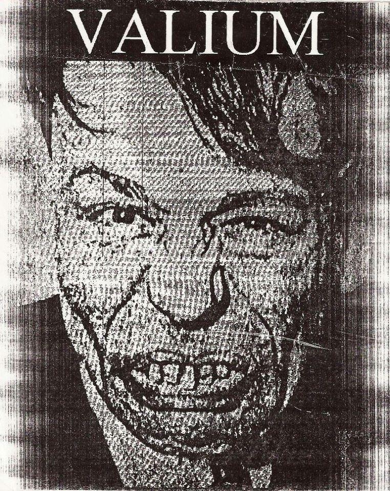 Valium: December 31, 1994